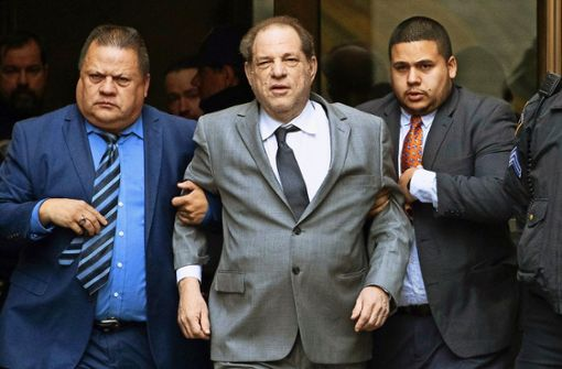 Prozess gegen Harvey Weinstein beginnt