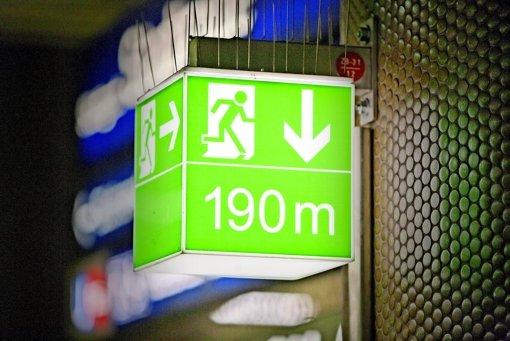 Die Stadträte haben das überarbeitete Brandschutzkonzept der Bahn für den Durchgangsbahnhof bei Stuttgart 21 bewertet - und es bleiben Fragen offen. Foto: dpa
