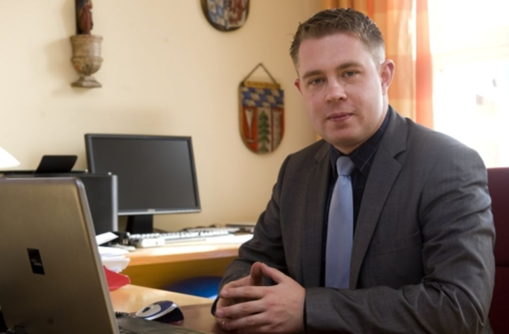 Michael Adam steht zu seiner Kritik an der bayerischen SPD. Foto: dapd