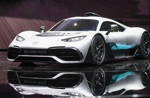 Daimlers Hypercar ist ein PS-Monster der Superlative