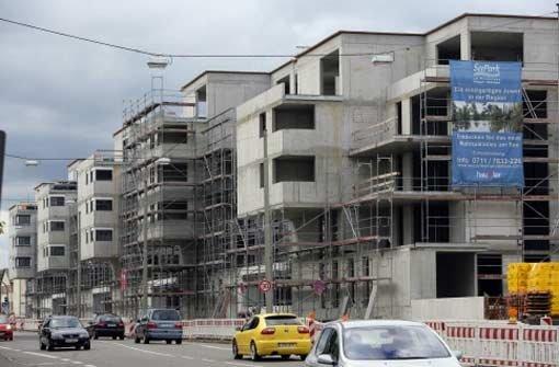Platz für 23.300 neue Wohnungen