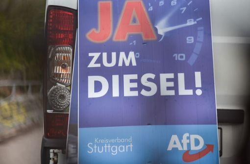 """AfD: EU-Grenzwerte sind """"verlogen"""""""