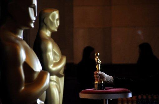 Acht Filme wetteifern um den Oscar