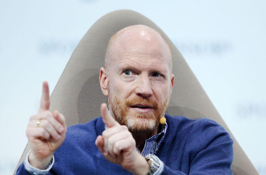 Matthias Sammer ist derzeit Berater bei Borussia Dortmund und TV-Experte für Eurosport. Foto: dpa