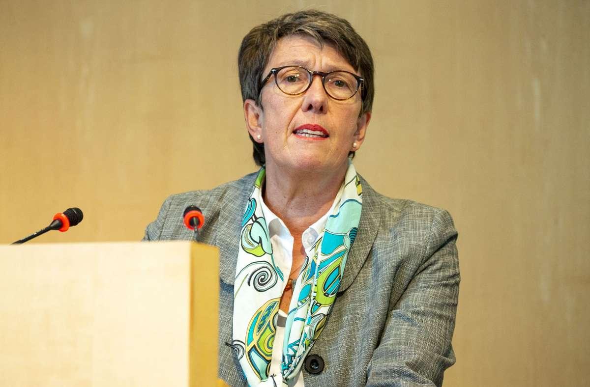 Gabriele Nuber-Schöllhammer leitet bald das Büro der Umweltministerin Thekla Walker. Foto: Lichtgut//Leif Piechowski