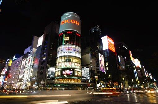 Schweres Erdbeben erschüttert Tokio