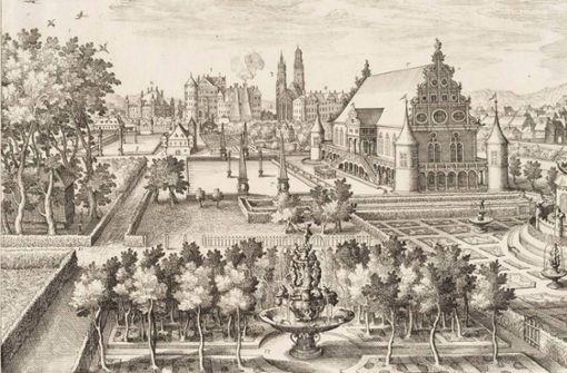 Wie das königliche Gemüse nach Stuttgart kam