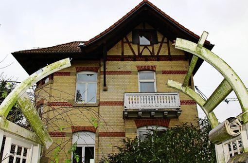Das Judenhaus an der Waldstraße