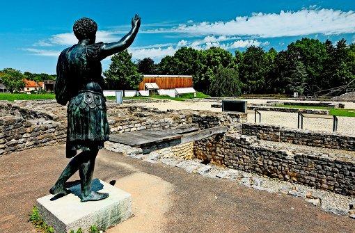 Das Limesmuseum wird modernisiert