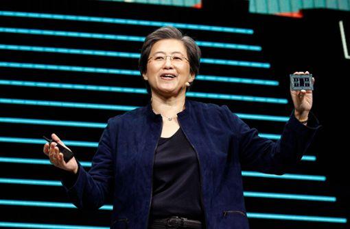 Frau erstmals der bestbezahlteste CEO in den USA