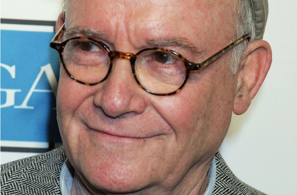 Buck Henry war ein feiner Satiriker – aber kein Hollywood-Zyniker. Foto: AFP/David Livingstone