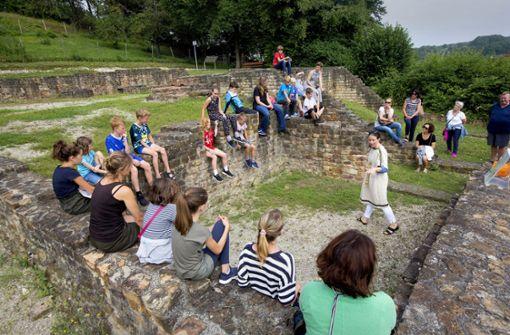 Wo einst die Römer recht luxuriös lebten