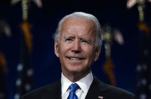 Risikokandidat Joe Biden