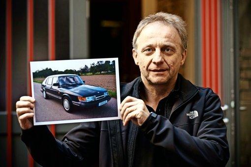 Auf der Suche nach einem  Saab