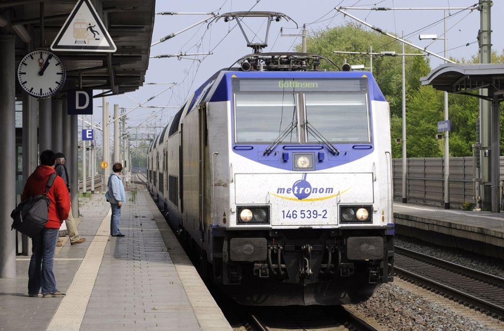 Züge der britischen Bahn-Tochter Arriva fahren auch in Deutschland. Foto: