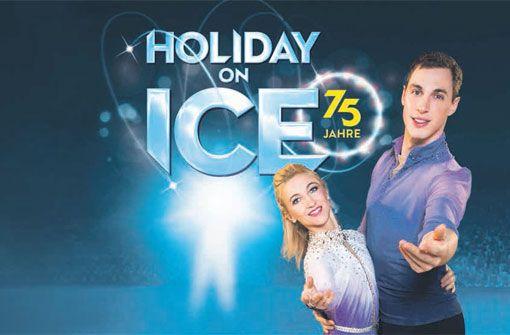 """""""Holiday on Ice"""" - die Jubiläumsshow zum Vorzugspreis"""