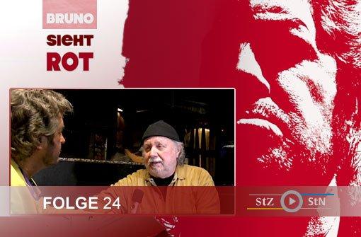 Bruno sieht rot: Mit Sloggi in der Boa