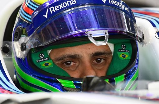 Williams-Pilot Felipe Massa beendet seine Karriere