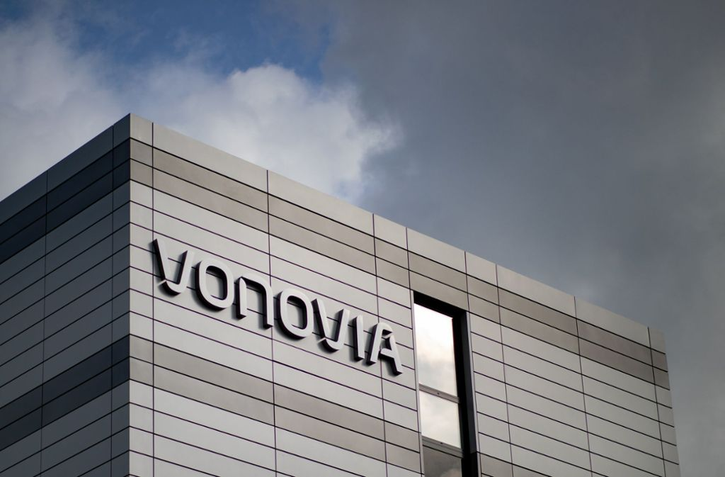 Vonovia kann auf glänzende Zahlen blicken. Foto: dpa