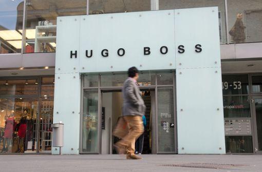 Hugo Boss baut Onlinegeschäft aus