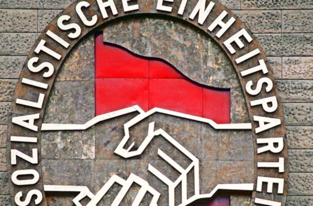 Die frühere  DDR-Einheitspartei hat noch viele Millionen in der Schweiz gebunkert. Foto: dpa