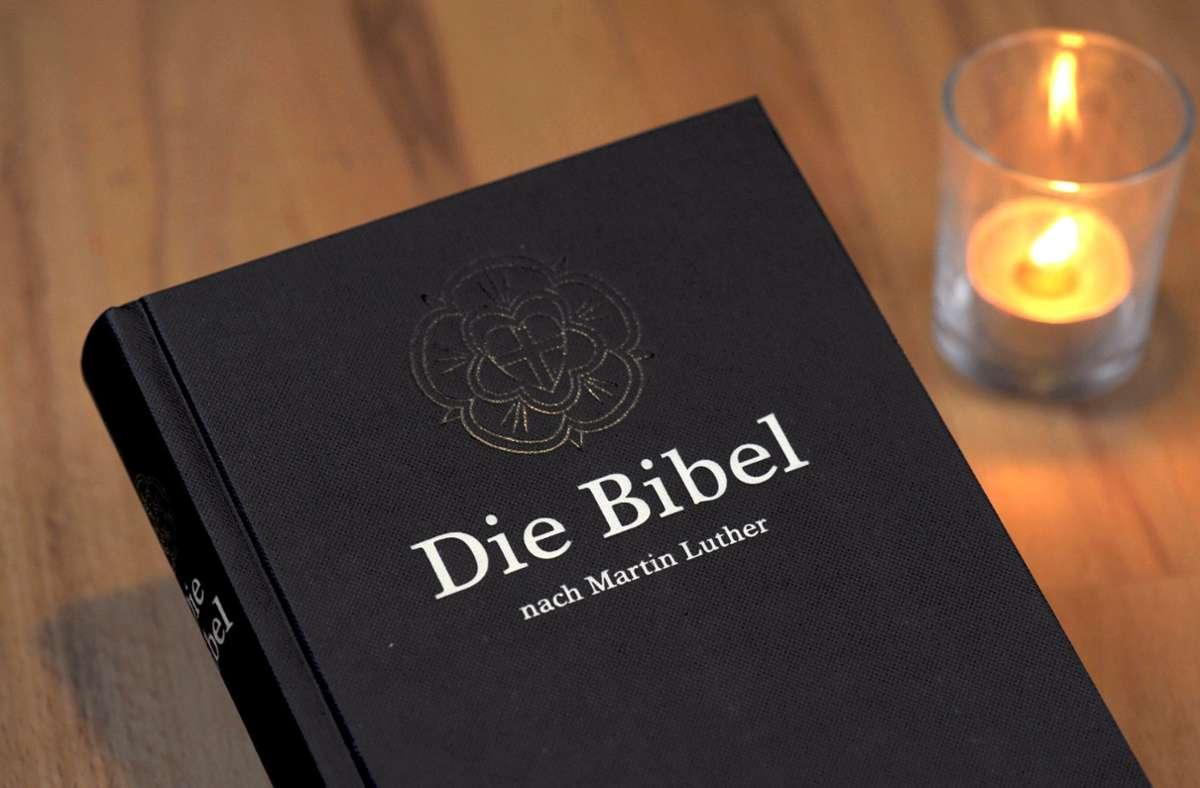 Anna Petersen war sehr gläubig und schöpfte aus der Religion ihre Kraft. Foto: dpa/Peter Endig