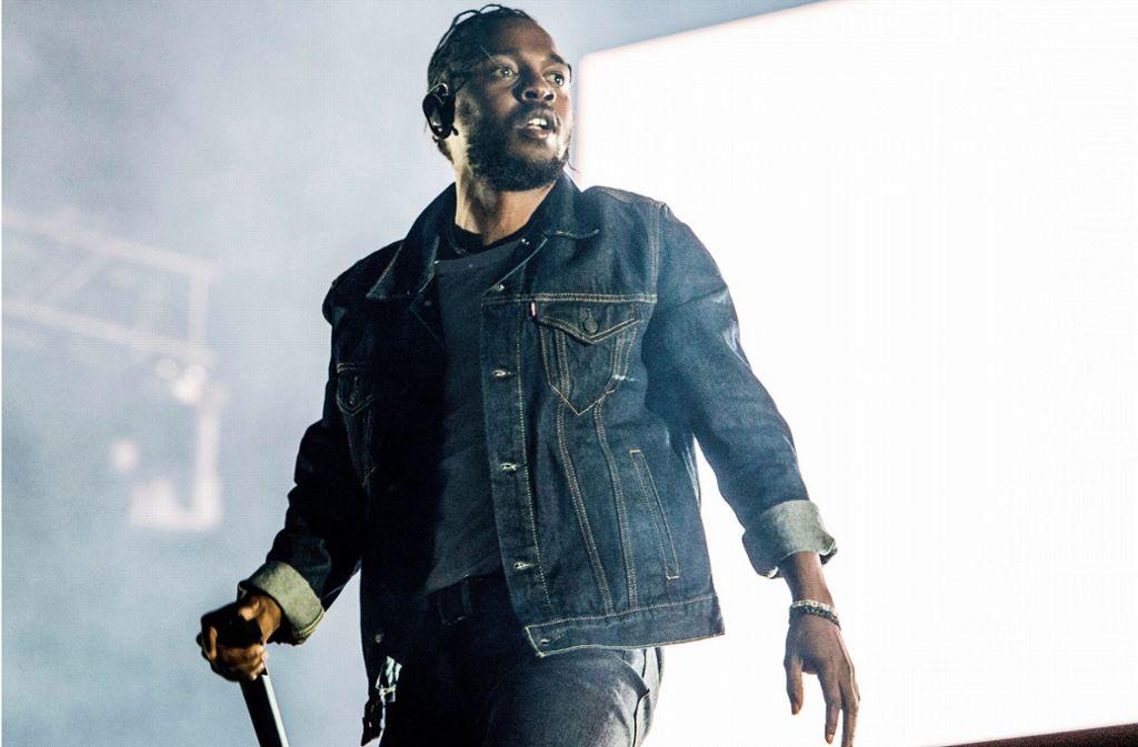"""Rapper Kendrick Lamar erhält für sein Album """"Damn"""" den renommierten Pulitzer-Preis. Foto: Invision"""