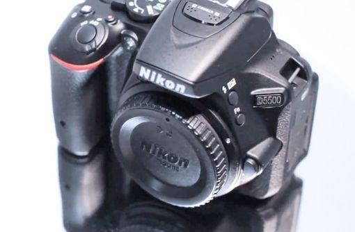 Nikon D5500 - Videoansicht