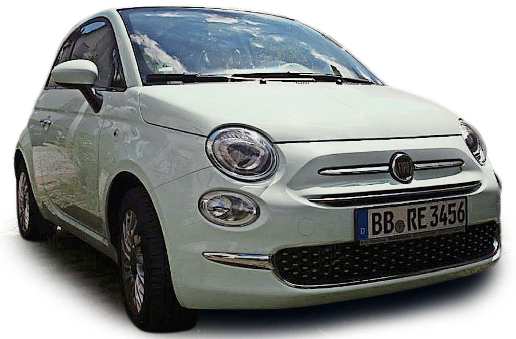 Die neueste Anschaffung des Carsharing-Vereins: ein Cabrio Foto: Carsharing Renningen