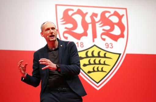 Christian Riethmüller kann sich weiter VfB-Posten vorstellen