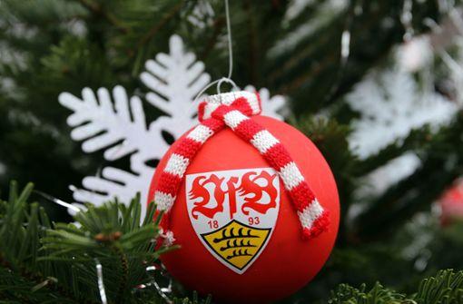 So haben die VfB-Stars Weihnachten gefeiert