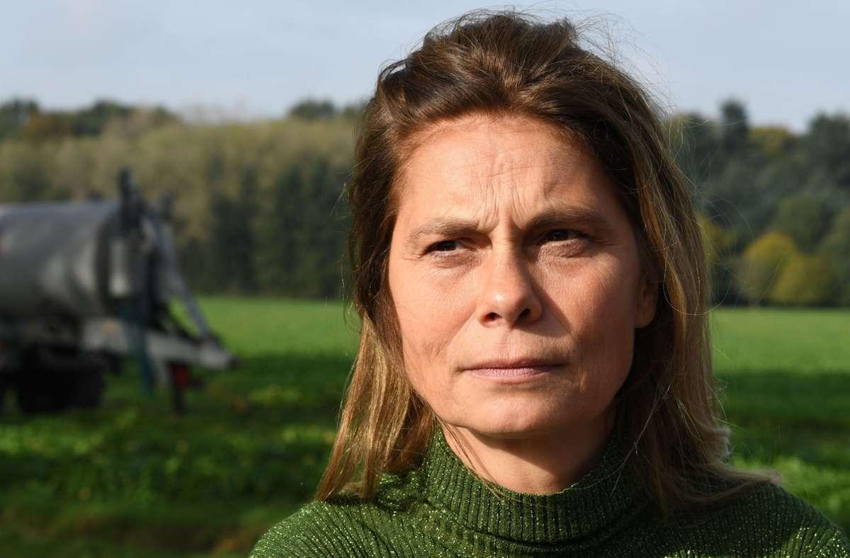 TV-Köchin Sarah Wiener hat für mehrere ihrer Unternehmen in Folge der Corona-Krise Insolvenz angemeldet. (Archivbild) Foto: dpa/Carmen Jaspersen