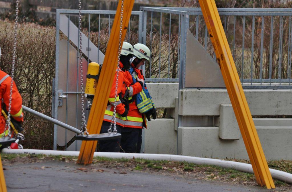 In Backnang muss die Feuerwehr aufgrund eines Granulats, das ausgetreten ist, anrücken. (Symbolbild) Foto: 7aktuell.de/Kevin Lermer