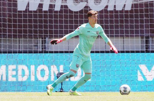Gregor Kobel hat sich offenbar für Hertha BSC entschieden