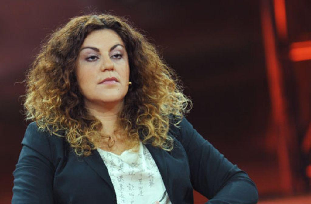 Die Spiegel-Redakteurin Özlem Gezer Foto: dpa