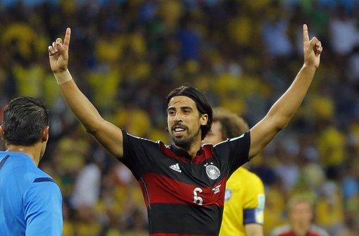 Deutschland düpiert Brasilien