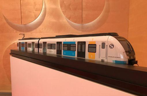 Neue Farbe für S-Bahnen  kommt