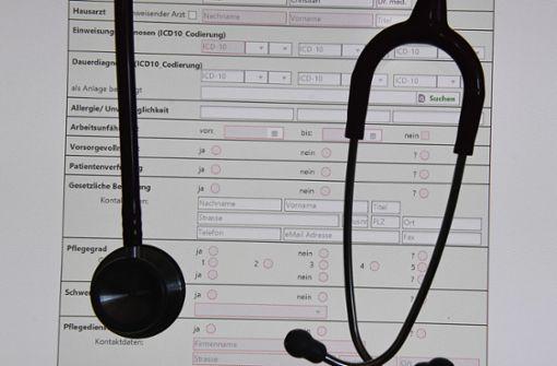 Datenschutzbeauftragte haben Zweifel bei elektronischer Patientenakte