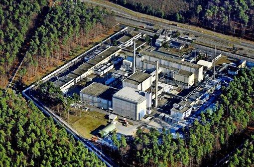 Glatter Freispruch für   Karlsruher Atommanager