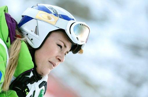 US-Skistar nach Sturz in Klinik
