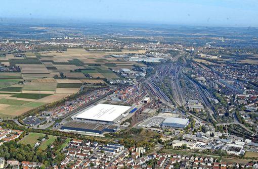 Bebauungsplan Containerbahnhof: Stadt will Revision