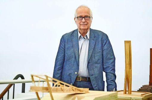 Der Erfinder der Oeffinger Landungsbrücke