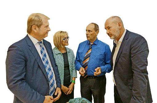 Volles Haus beim Auftritt von drei OB-Kandidaten