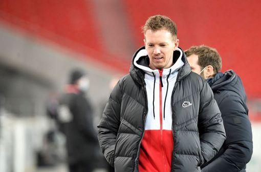 Sieg in letzter Sekunde: Leipzig schlägt Mönchengladbach