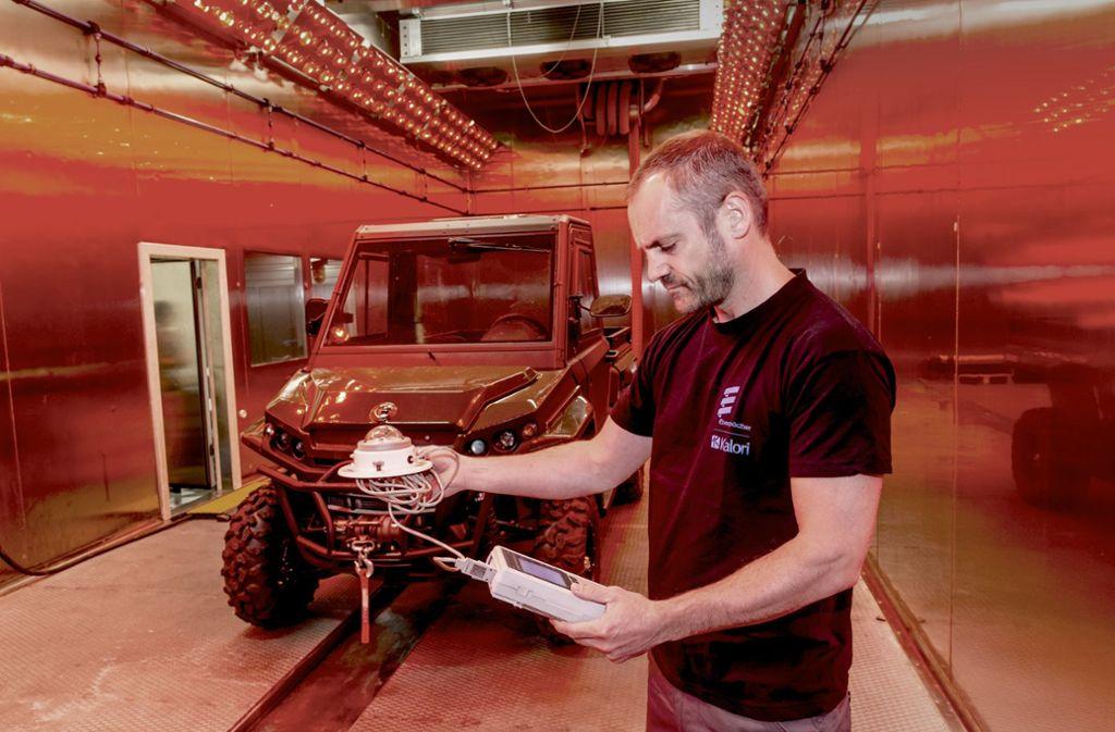 Eberspächer hat mit dem Kauf der französischen Firma  Kalori  seine Aktivitäten in der Fahrzeugklimatisierung ausgebaut. Foto: Eberspächer