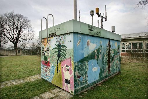Luft im Stadtbezirk Untertürkheim bleibt gut