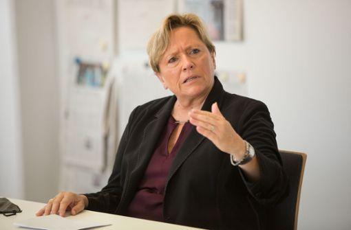 Kultusministerin kritisiert Thomas Strobls Lockdown-Vorschlag scharf