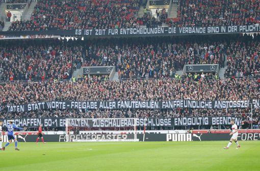 Dokumentation über VfB-Ultras