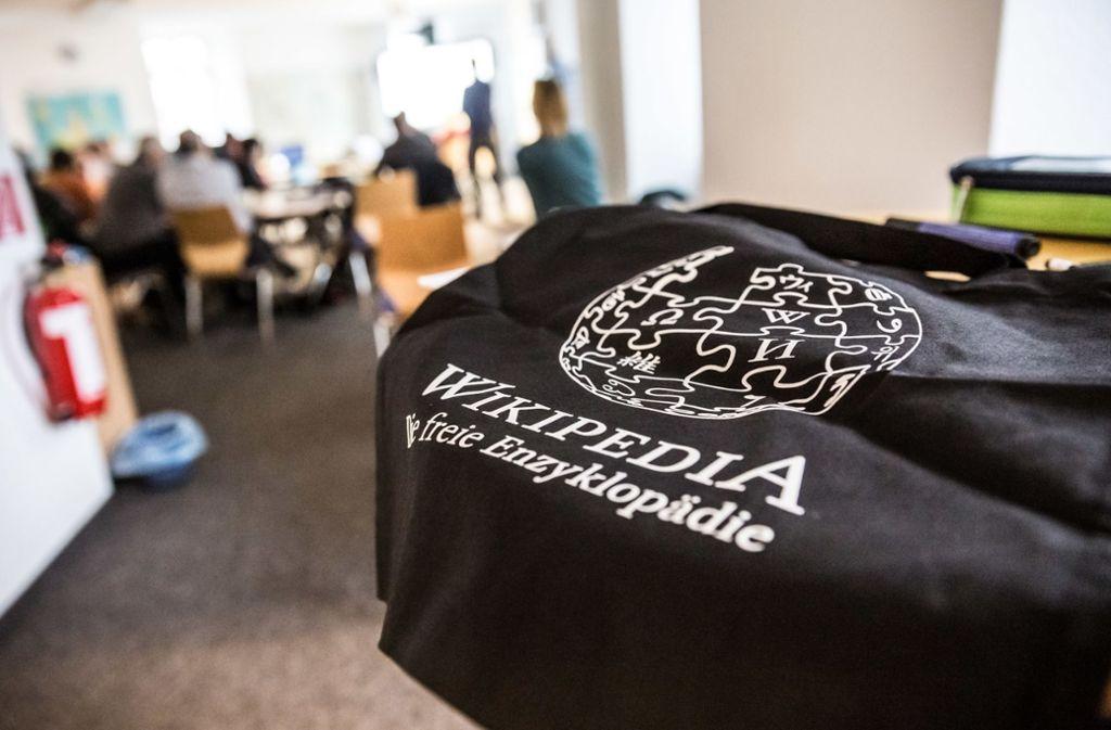 Wikipedia wurde durch einen Angriff lahmgelegt. Foto: Lichtgut/Julian Rettig