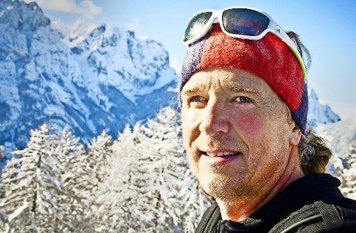 Ein Blind Date mit dem Everest